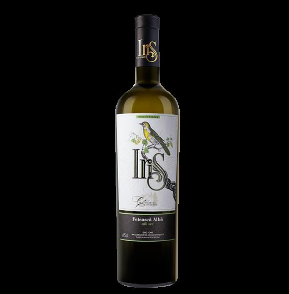 Cotnari-IRIS-Feteasca-Alba